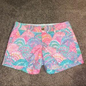Lilly Pulitzer Callahan Shorts - Oh Shello